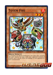 Totem Five - TDIL-EN039 - Common - 1st Edition