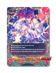 Hundred Demons Sorcery, Raijogeki [H-EB04/0060EN U (FOIL)] English