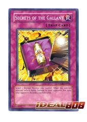 Secrets of the Gallant - FOTB-EN054 - Common - Unlimited Edition