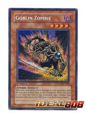 Goblin Zombie - PTDN-EN098 - Secret Rare - 1st Edition