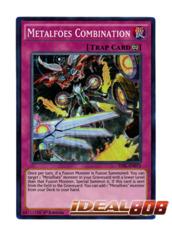 Metalfoes Combination - TDIL-EN073 - Super Rare - 1st Edition