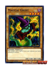 Magical Ghost - SBLS-EN030 - Common - 1st Edition