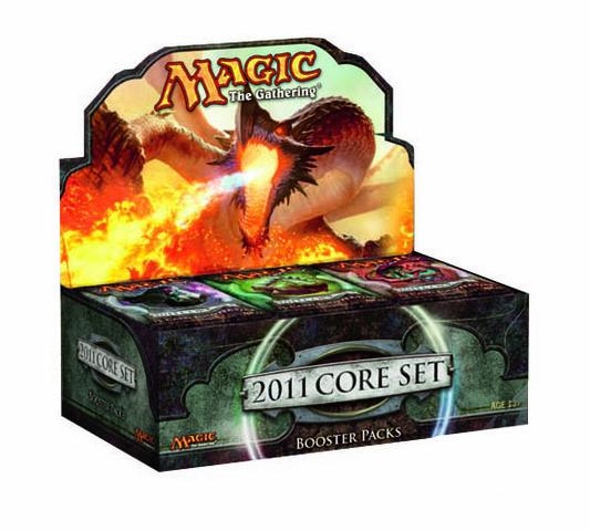 Magic 2011 Core (M11) Booster Box