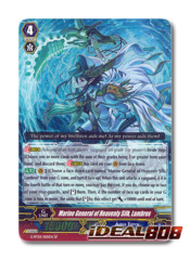 Marine General of Heavenly Silk, Lambros - G-BT02/S05EN - SP