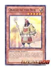 Oracle of the Sun - BP02-EN087 - Mosaic Rare - 1st
