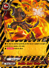 Battle Aura Circle [D-BT01A-EB01/0036EN C] English
