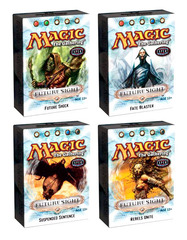 Future Sight Precon Theme Deck Set (All 4)