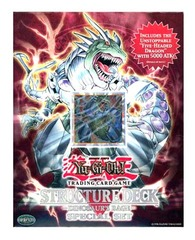Structure Deck 9: Dinosaur's Rage: Special Edition Pack