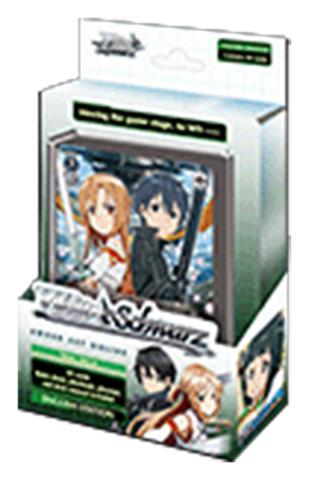 186a0559854c52 Sword Art Online (English) Weiss Schwarz Trial Deck - Weiss Schwarz  Products » Starter Trial Decks (WS) - IDeal808.com