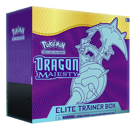 Dragon Majesty Elite Trainer Box