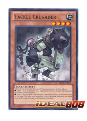 Tackle Crusader - LVAL-EN043 - Common - Unlimited
