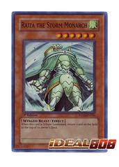 Raiza the Storm Monarch - FOTB-EN026 - Super Rare - Unlimited Edition