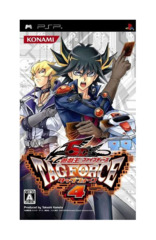 Yu-Gi-Oh! 5D's Tag Force 4 - PSP [Japanese] (Game Sealed w/Cards)