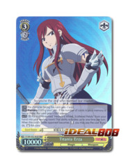Titania Erza [FT/EN-S02-002R RRR (FOIL)] English