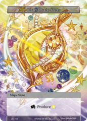 Light Magic Stone [LEL-103 C (Foil)] English