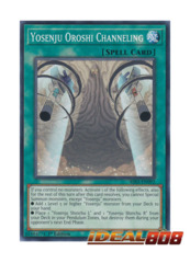 Yosenju Oroshi Channeling - RIRA-EN092 - Common - 1st Edition