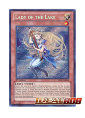Lady of the Lake - SHSP-EN084 - Secret Rare - 1st Edition