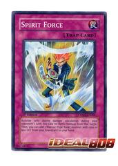 Spirit Force - CRMS-EN064 - Super Rare - 1st Edition