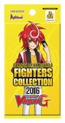 CFV-G-FC03 Fighters Collection 2016 (English) Cardfight Vanguard G Booster Pack