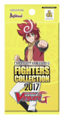 CFV-G-FC04 Fighters Collection 2017 (English) Cardfight Vanguard G Booster Pack