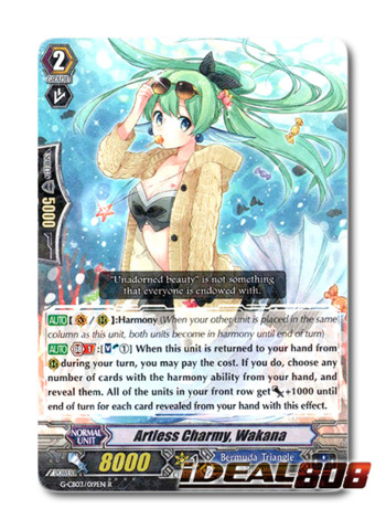 Artless Charmy, Wakana - G-CB03/019EN - R