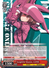 Insightful Shooter, LLENN [GGO/S59-E035 RR (Mosaic Gloss)] English