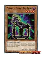 Gimmick Puppet Des Troy - LED5-EN041 - Common - 1st Edition