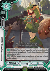 Reserved Fighting, Ashley - BT01/062EN - SR