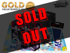 Weiss Schwarz AW Bundle (C) Gold - Get x6 Accel World Booster Boxes + FREE Bonus
