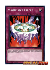 Magician's Circle - SR08-EN039 - Common - 1st Edition