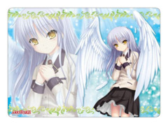 Angel Beats Angel/Kanade Tachibana Ver 2 Broccoli Playmat