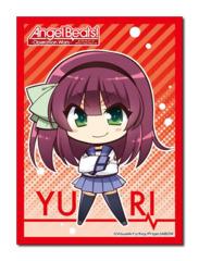 Angel Beats Operation Wars Yuri Nakamura Character Sleeve (60ct)