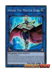 Gouki The Master Ogre - FLOD-EN041 - Super Rare - 1st Edition