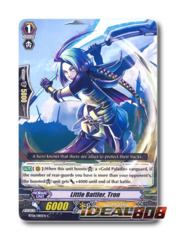 Little Battler, Tron - BT06/085EN - C