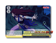 And more importantly, live with an open heart [FT/EN-S02-025S SR (FOIL)] English