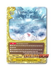 Great Spell, Fimbulwinter - BT04/0059EN (U) Uncommon
