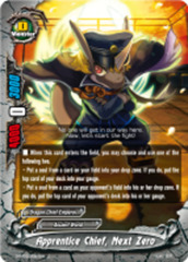 Apprentice Chief, Next Zero [D-BT02/0097EN C (FOIL)] English