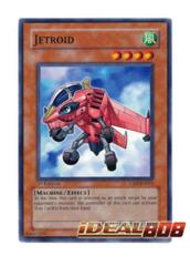 Jetroid - CRV-EN011 - Common - 1st Edition