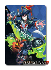 Granblue - Clan Card - Vampire Princess of Night Fog, Nightrose - G-TD08