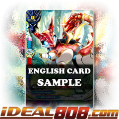 Red Crystal Dragon, Tarnat [X-BT01A-CP02/0031EN R (FOIL)] English