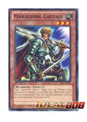 Marauding Captain - YS13-EN019 - Common - 1st Edition