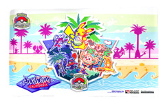 Pokemon World Championships - Playmat - 2017 Anaheim, California
