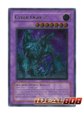 Cyber Ogre 2 - CDIP-EN036 - Ultimate Rare - Unlimited Edition