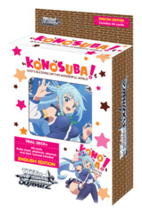 Konosuba (English) Weiss Schwarz Trial Deck+ (Plus)