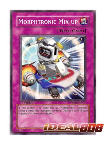 Morphtronic Mix-up - CRMS-EN073 - Common - 1st Edition