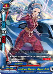 Uniform Warrior, Racer Frill [D-BT01A-EB02/0021EN R (FOIL)] English
