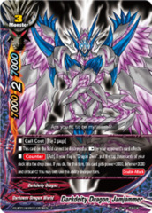 Darkdeity Dragon, Jamjammer [X2-BT01A-SS01/0036EN C (Parallel FOIL)] English