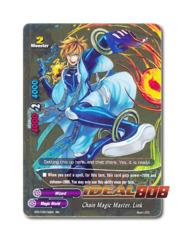 Chain Magic Master, Link [PP01/0014EN RR] English Golden Double Rare