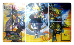 Case Topper Promo Playmat - BT03 Drum's Adventures