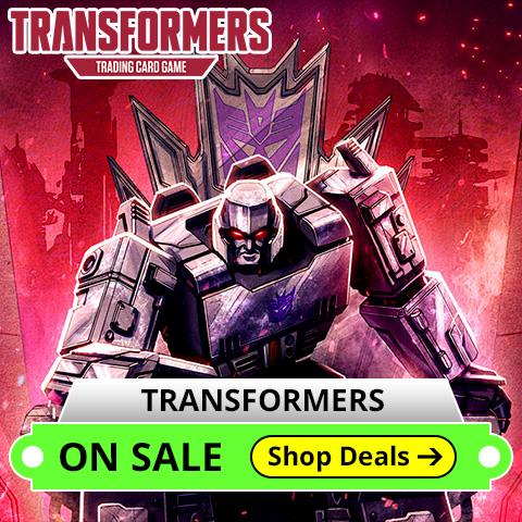 Shop Transformers Deals